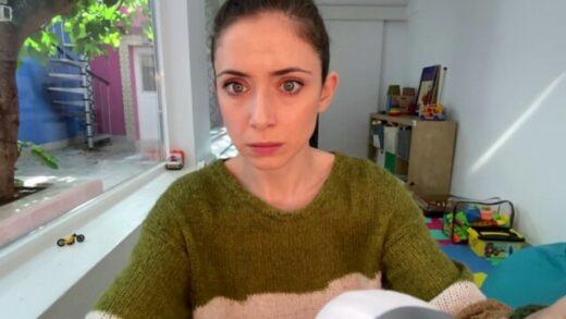 Mamá. Cortometraje y comedia española de Mariam Torres