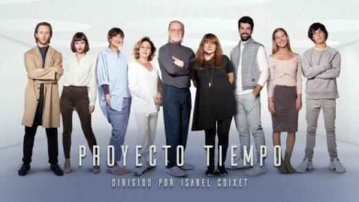 Proyecto Tiempo, la película. Película de ciencia ficción de Isabel Coixet