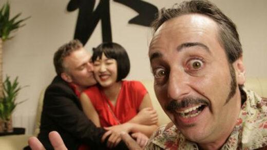 5 Minutos de Cortesía Japonesa. Cortometraje y comedia de Santi Vega