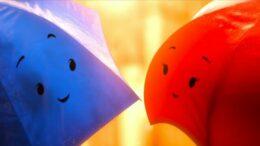 Azulado. Cortometraje de animación de Pixar de Saschka Unseld