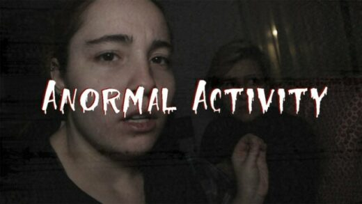 Anormal Activity. Cortometraje de Silvia R. Galindo
