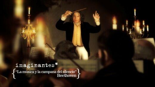 Beethoven - La música y la campanada del silencio | Imaginantes*. Corto