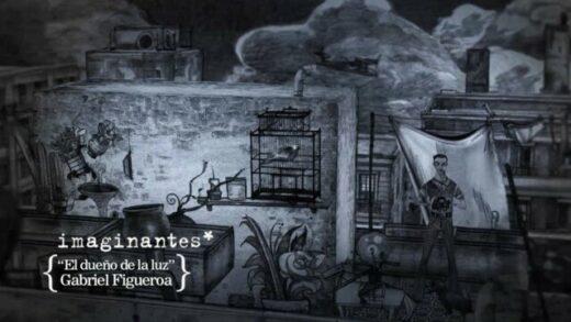 Gabriel Figueroa - El dueño de la luz | Imaginantes*. Corto de animación