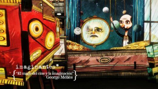 George Mélies - El mago del cine y la Imaginación | Imaginantes*. Corto