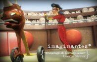 George Steiner – El Contagio de la Imaginación | Imaginantes*. Corto