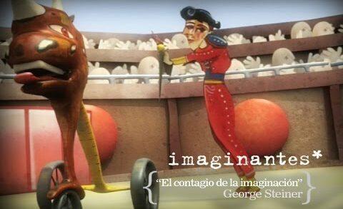 George Steiner - El Contagio de la Imaginación | Imaginantes*. Corto