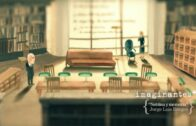 Jorge Luis Borges – Neblina y Memoria | Imaginantes*. Corto de animación