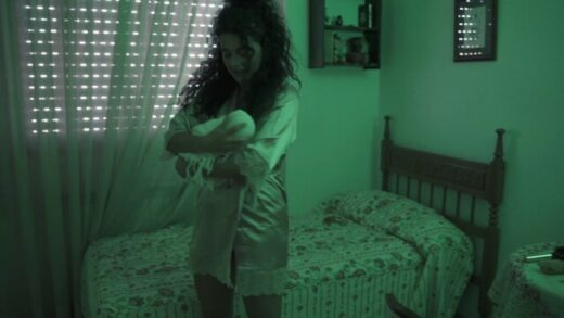 La prueba. Cortometraje y thriller de terror de Ana Martín