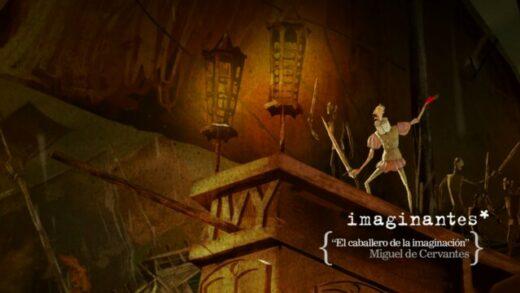 Miguel de Cervantes - El caballero de la imaginación | Imaginantes*. Corto