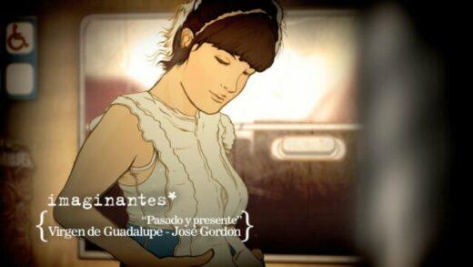Octavio Paz - Virgen de Guadalupe | Imaginantes*. Corto de animación