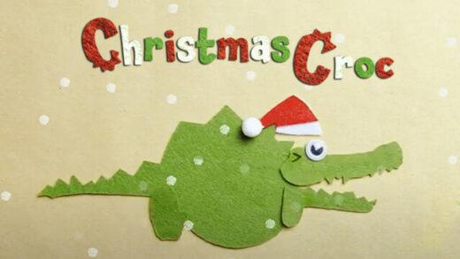Christmas Croc. Corto de animación de Isabel Torres Cotán y Andy Rogers