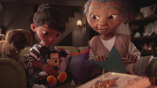 Historia que nos unen. Cortometraje de navidad de Disney
