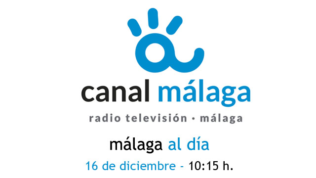 Entrevista en el programa Málaga al Día en Canal Málaga Radio