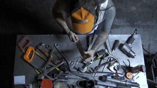 Turno de noche. Cortometraje y drama indie de terror de Juanjo Avi