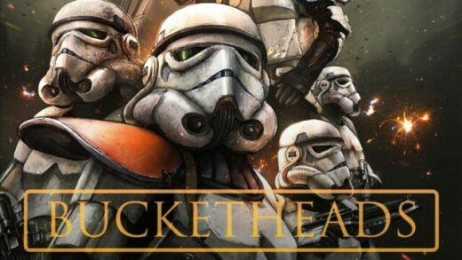 Bucketheads: A Star Wars Story. Cortometraje sobre Star Wars