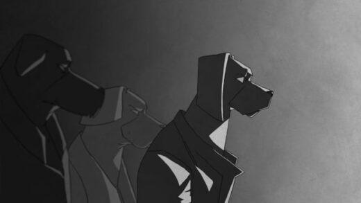 Delta. Corto de de animación de Salomé Rouaud-Nicod y Clothilde Hiro