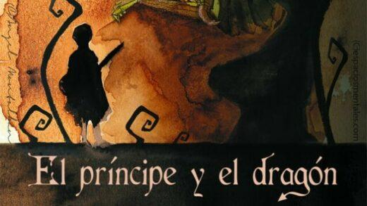 El príncipe y el dragón. Cortometraje español de Álex Navarro