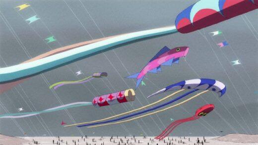 Le cerf-voliste. Corto de animación de Lucie Andouche & Cécile Despretz