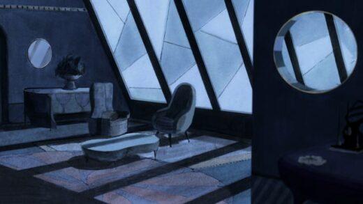 Le siècle des siècles. Cortometraje de animación de Rémy Chanfreau