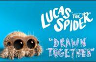 Lucas la araña – Dibujados juntos. Cortometraje de animación Joshua Slice