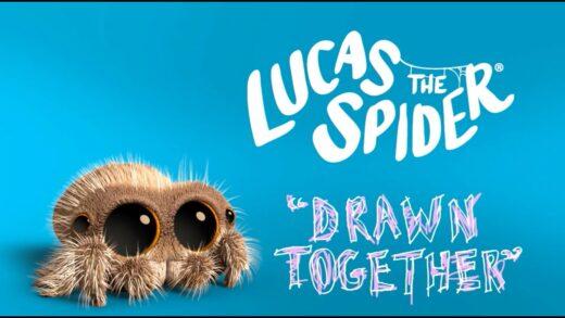 Lucas la araña - Dibujados juntos. Cortometraje de animación Joshua Slice