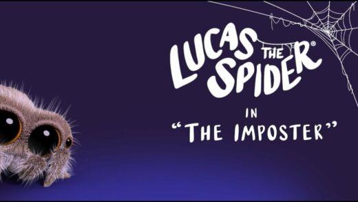Lucas la araña - El impostor. Cortometraje de animación Joshua Slice