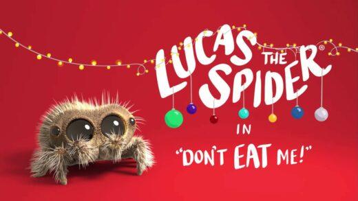 Lucas la araña - No Me Comas. Cortometraje de animación Joshua Slice