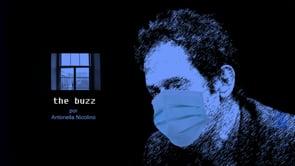 The Buzz. Cortometraje brasileño de animación y terror Antonella Nicolino