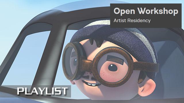 Open Workshop. Cortometrajes de animación del estudio danés