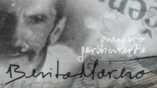 Benito Moreno, pasajero permanente. Cortometraje de Matías A. Donoso