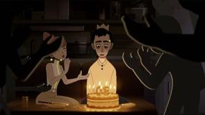 Best Friend. Cortometraje de animación de Nicholas Olivieri, Yi Shen