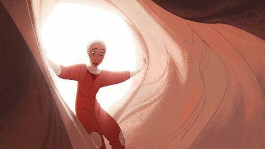 Burn Out. Cortometraje de animación de Cécile Carre
