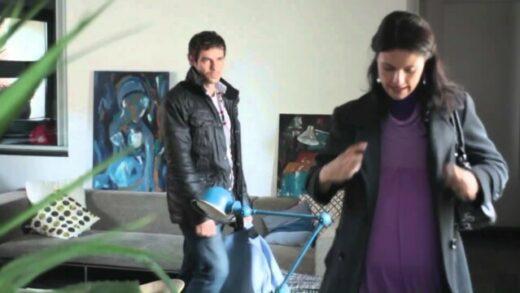 El Día D la hora D, también. Capítulo 5. Embarazados. Webserie española