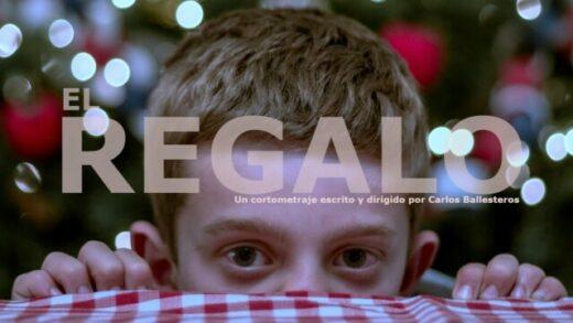 El regalo. Cortometraje español de cine fantástico de Carlos Ballesteros