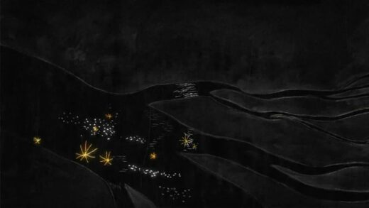 Eternity. Cortometraje de animación de Anastasia Melikhova