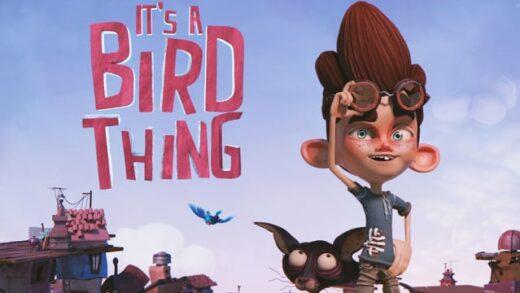 It's a Bird Thing. Cortometraje de animación de Sylvain Bonnet