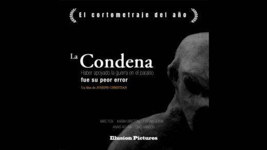 La Condena. Cortometraje chileno de animación de Joseph Cristian