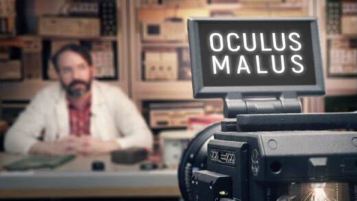 Oculus Malus. Cortometraje de animación de Félix Benicourt