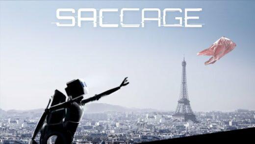 Saccage. Cortometraje de animación de Alexandre Boesch-Brassens
