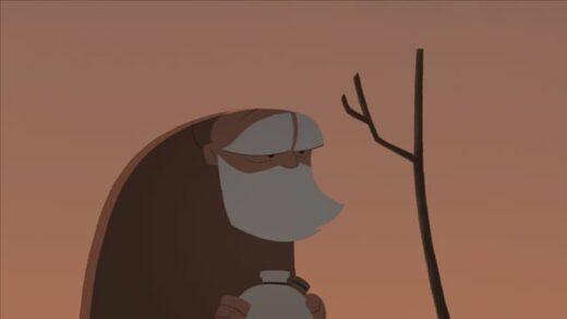 The Tree. Cortometraje de animación de Han Yang & Basil Malek