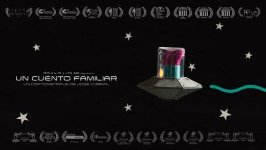 Un cuento familiar. Cortometraje y drama de animación de José Corral