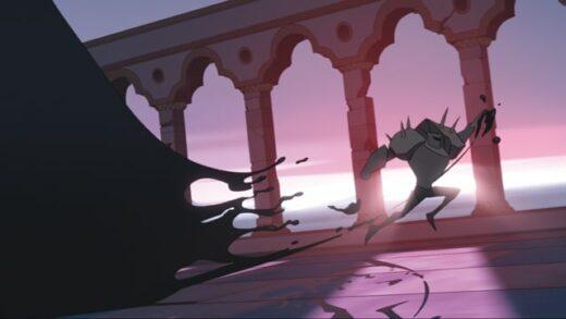 Within, Without. Cortometraje de animación de Patrycja Ćmak