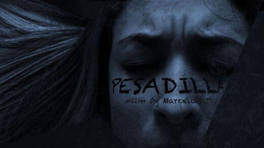 Pesadilla. Cortometraje colombiano de terror de Marcelo R.T.