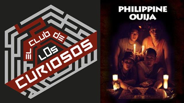 """Philippine Ouija. Reseña para """"El Club de los Curiosos"""""""