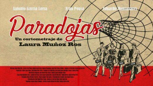 Paradojas. Cortometraje y comedia de ciencia-Ficción Laura Muñoz Ros