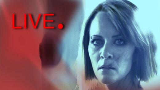 Live. Cortometraje de ciencia ficción de Taryn O'Neill
