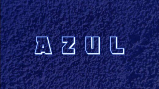 Azul. Cortometraje y drama español dirigido por Goody Speaks