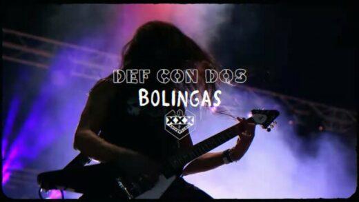 Bolingas - Def Con Dos. Videoclip de la banda de hip-hop española