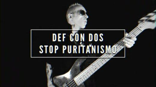 Stop Puritanismo - Def Con Dos. Videoclip de la banda de hip-hop